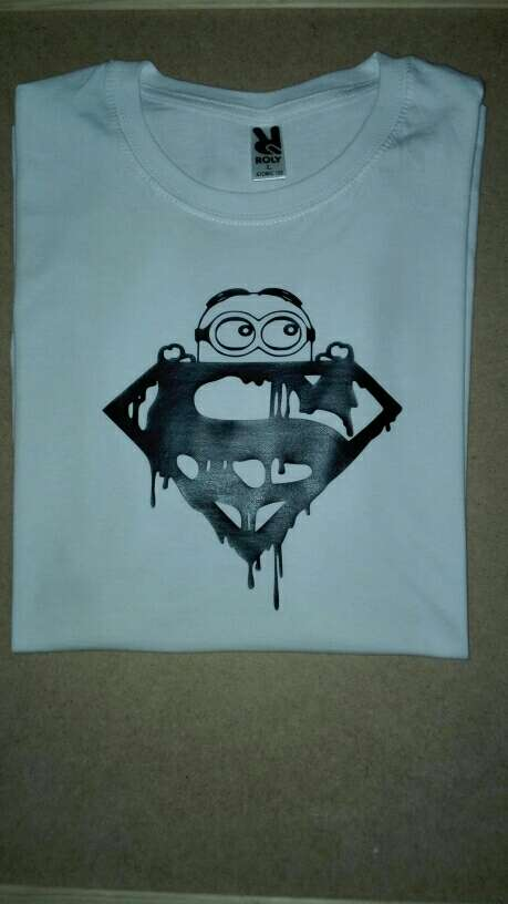 Imagen producto Camisetas estampadas 3