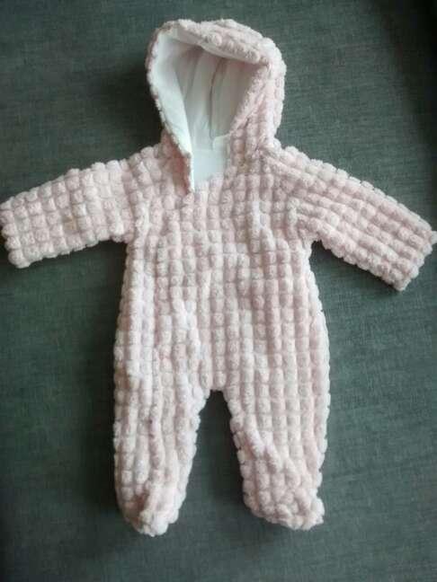 Imagen buzo bebé 3 meses