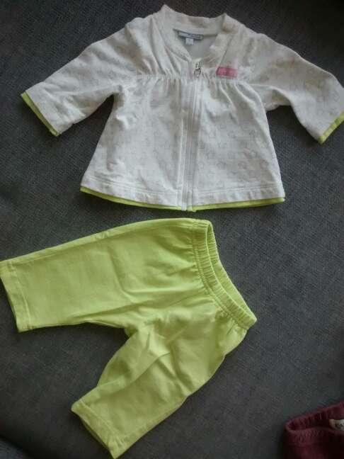 Imagen producto Ropa bebé 1 mes y 1 - 3 meses. pack. 2