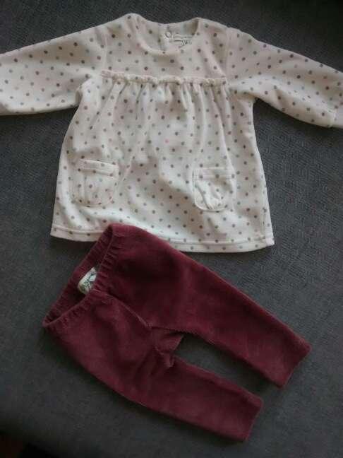 Imagen producto Ropa bebé 1 mes y 1 - 3 meses. pack. 3