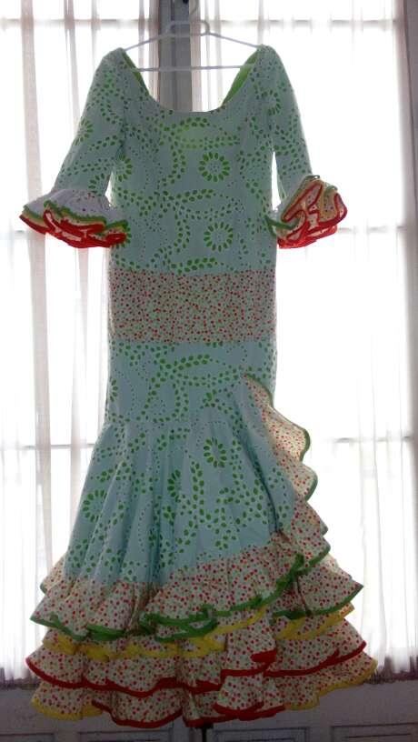 Imagen Traje de Flamenca 36/38