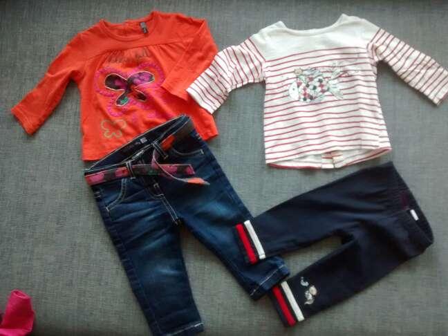 Imagen producto Ropa bebé 3-6, 6 y 9 meses. pack. 2