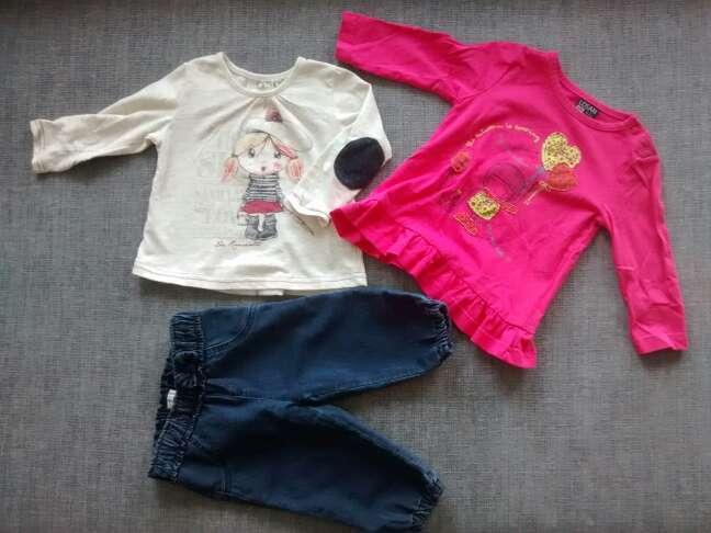 Imagen producto Ropa bebé 3-6, 6 y 9 meses. pack. 3
