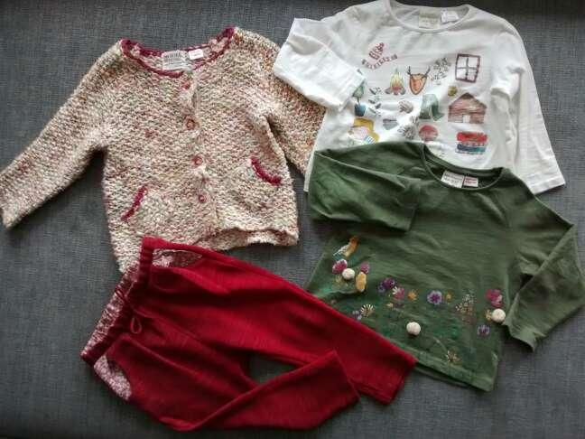 Imagen ropa bebé 12 - 18 meses. pack.