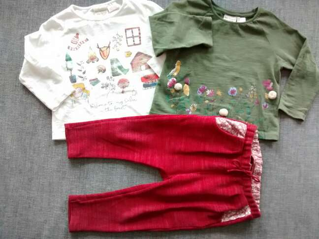 Imagen producto Ropa bebé 12 - 18 meses. pack. 2