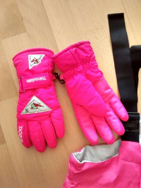 Imagen producto Buzo esquí t.14 + guantes 3