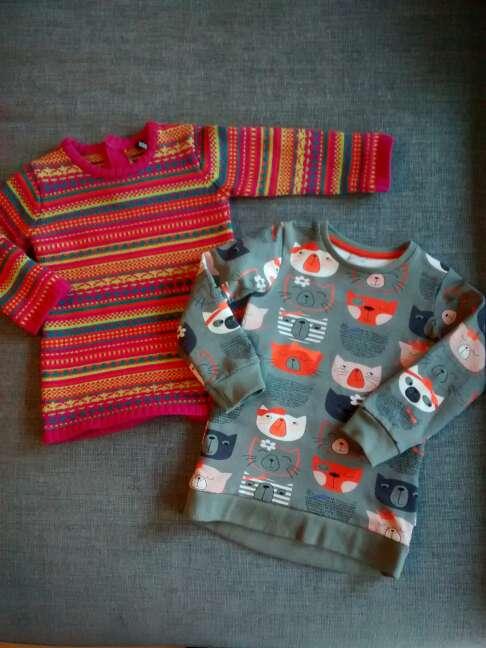Imagen ropa bebé 18 y 18 - 24 meses. pack.