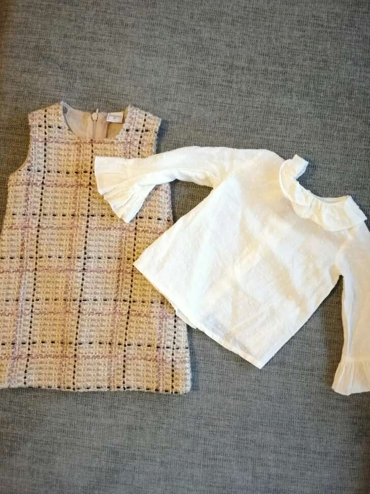 Imagen producto Ropa bebe talla 2. pack. 2