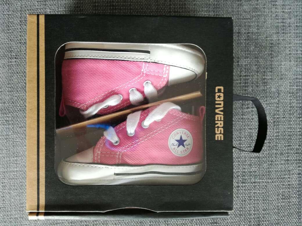 Imagen producto Zapatos bebe converse 1