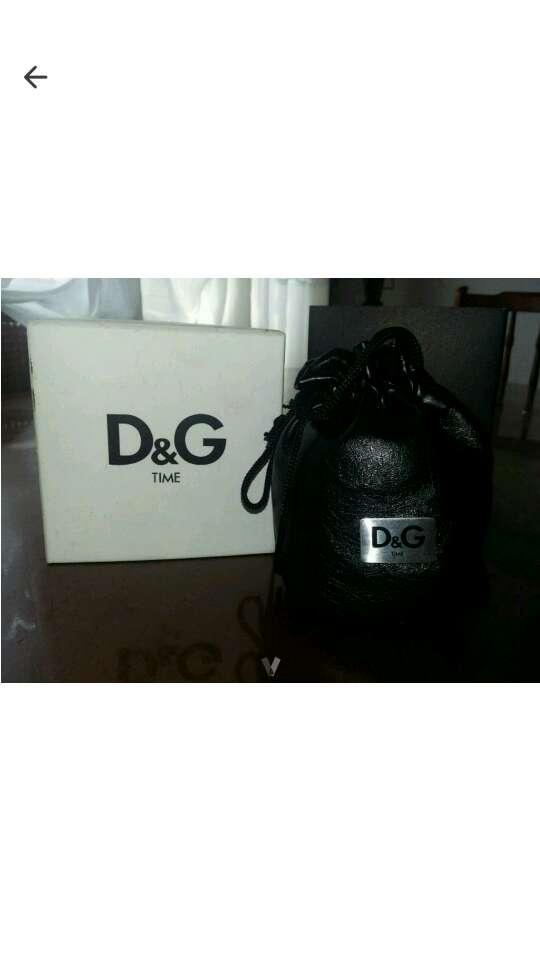 Imagen reloj D&G