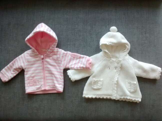 Imagen producto Ropa bebé 1-2 meses y 3 meses. pack. 1