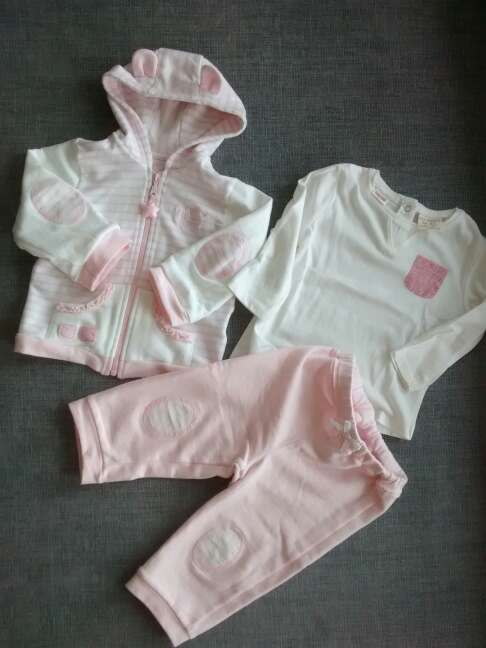 Imagen producto Ropa bebé 6 - 9 meses. pack. 1