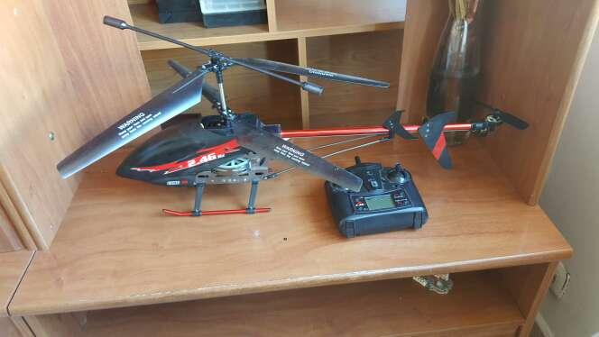 Imagen helicoptero teledirigido