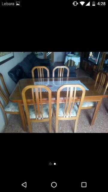 Imagen producto Mesa con sillas 2