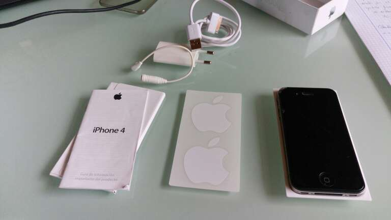 Imagen iPhone 4 16gb