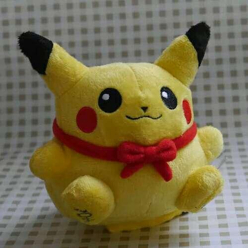 Imagen Peluche Pikachu Pokemon