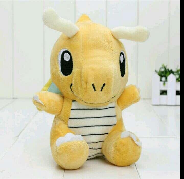 Imagen Peluche Dragonite Pokemon