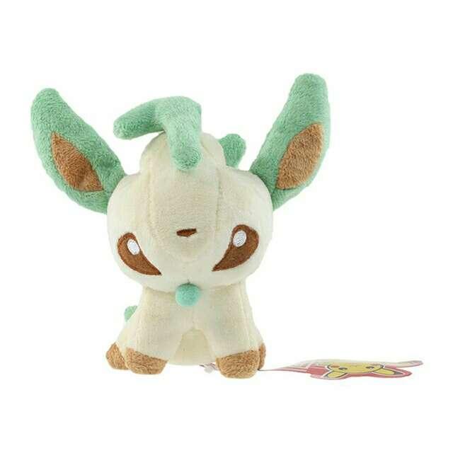 Imagen producto Peluche Leafeon Pokemon 1