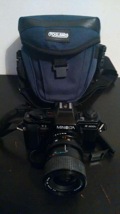 Imagen Camera Minolta