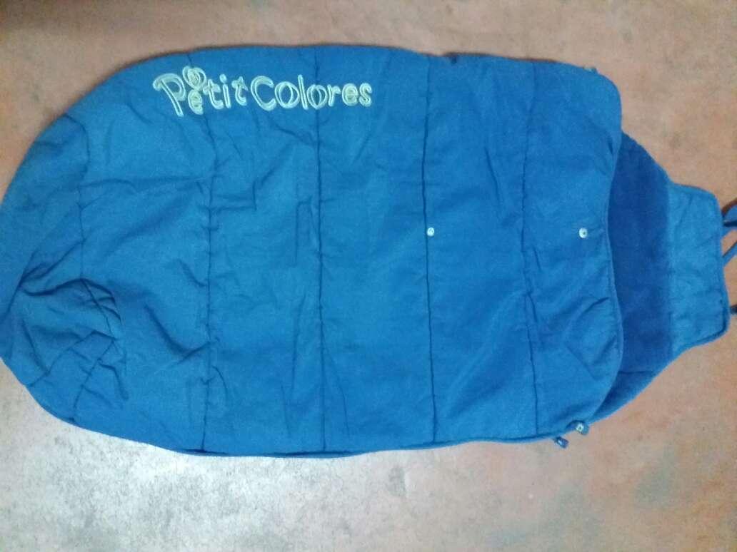 Imagen producto Sacó para carricoche para proteger del frío asu bebé  2