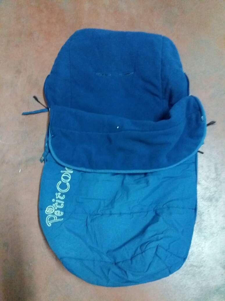 Imagen sacó para carricoche para proteger del frío asu bebé