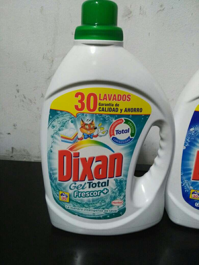 Imagen producto Dixan 3x10€ 2