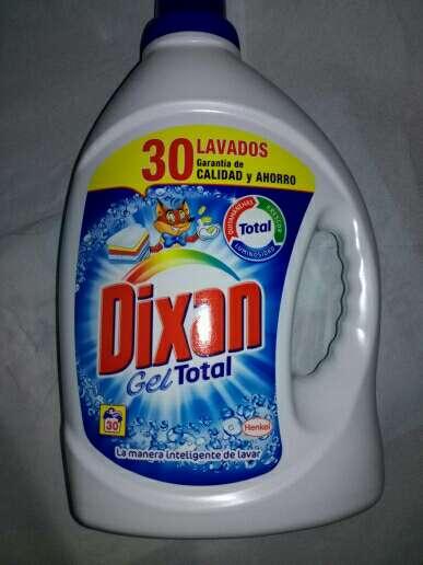 Imagen producto Dixan 3x10€ 4