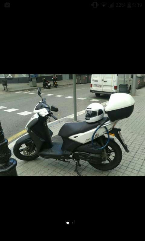 Imagen producto Kymco agility city 2
