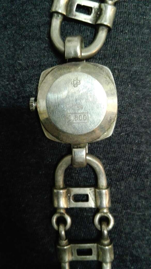 Imagen producto Reloj de mujer vintage 2