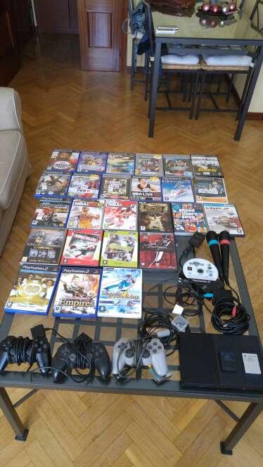 Imagen play 2, accesorios y juegos oferton