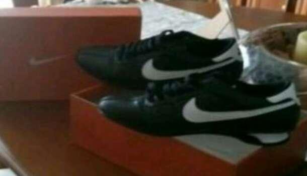 Imagen Zapatillas Nike shox 2 talla 39-40