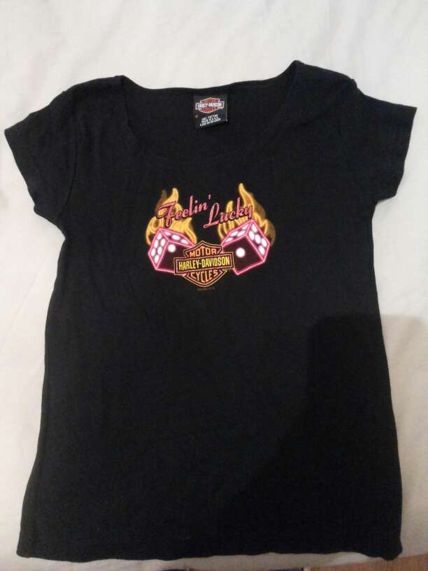 Imagen producto Camiseta original harley 2