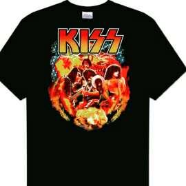 Imagen Camisetas de Rock