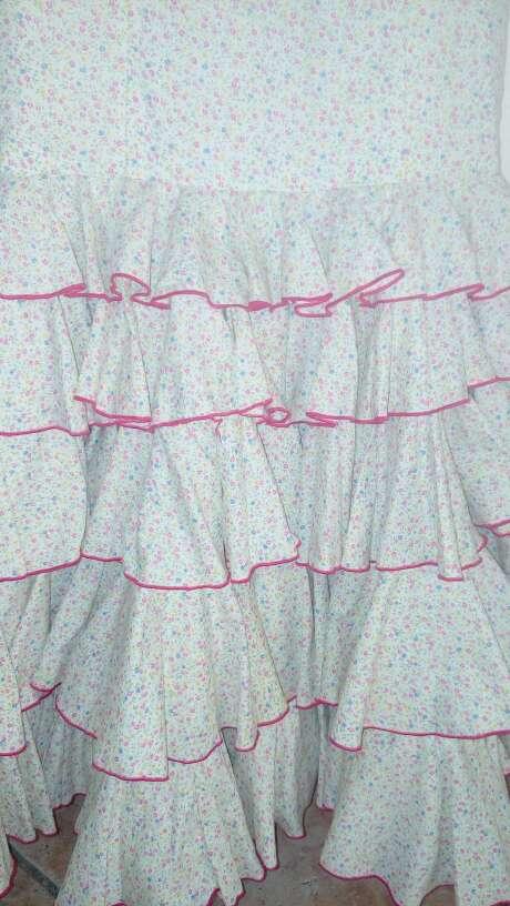 Imagen producto Traje Flamenca 36/38 2