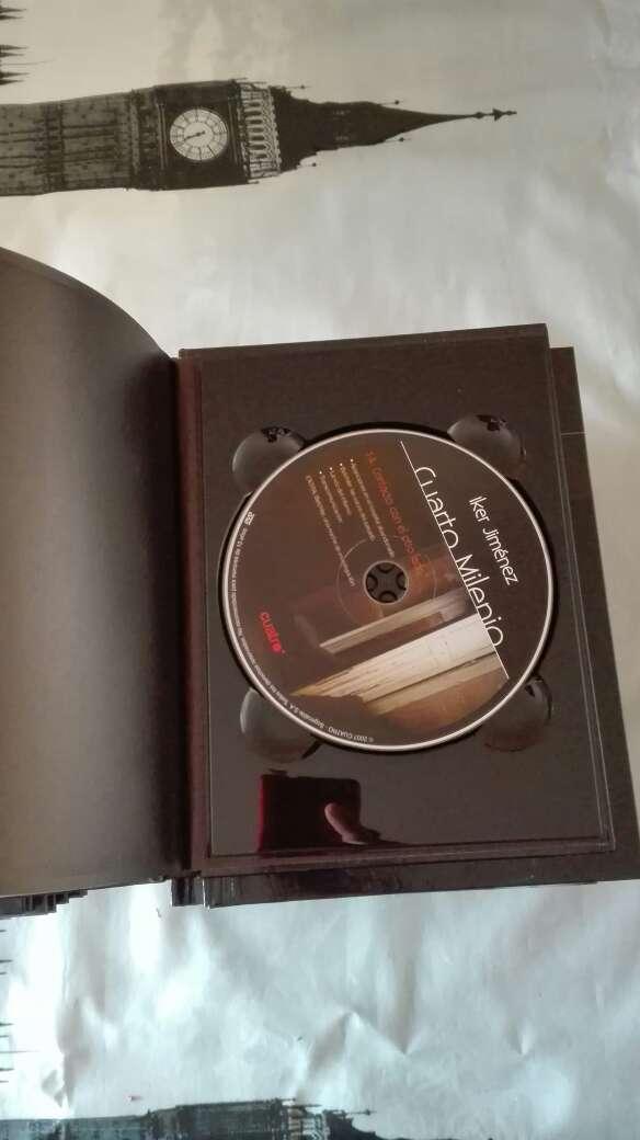 Cuarto milenio colección libros-dvd en Silla, Valencia - WENDOO