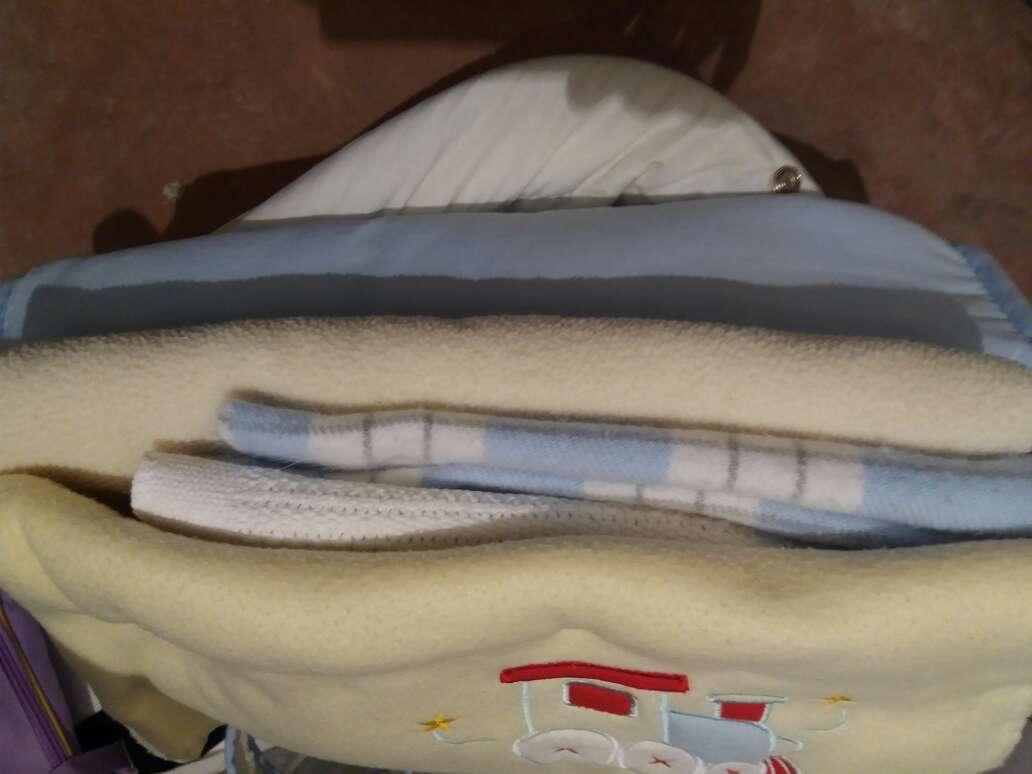Imagen 4 mantas de bebé