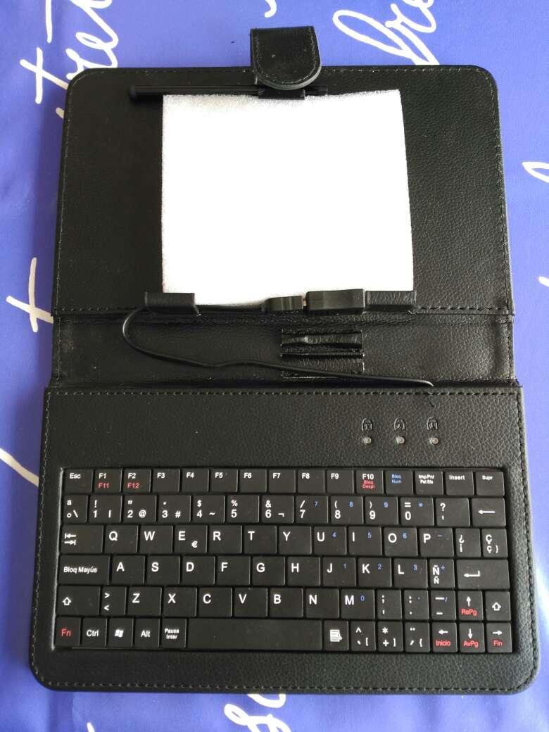 Imagen Teclado tablet 7