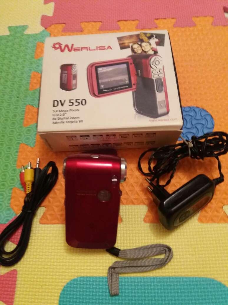 Imagen cámara de vídeo y de fotos
