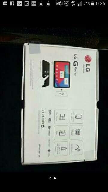 Imagen producto Tablet 10' sin estrenar  2