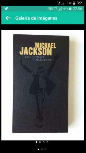 Imagen última colección de Michael Jackson