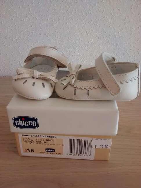 Imagen producto Zapatos bebé talla 16 2