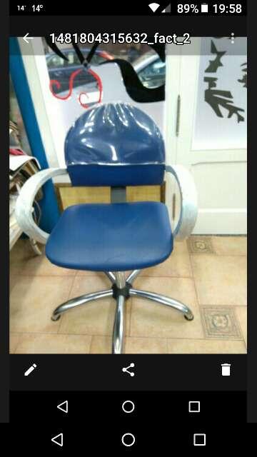 Imagen sillón de peluqueria