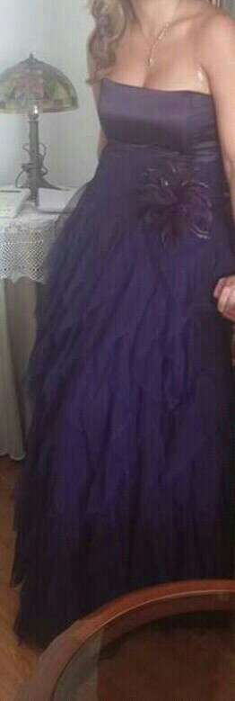 Imagen vestido fiesta talla 42