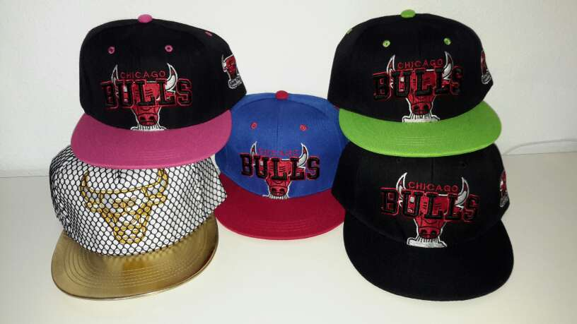 Imagen Gorras bulls nuevas