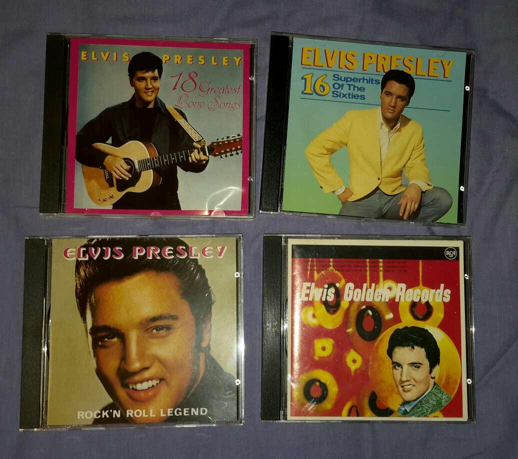 Imagen Discos Elvis Presley