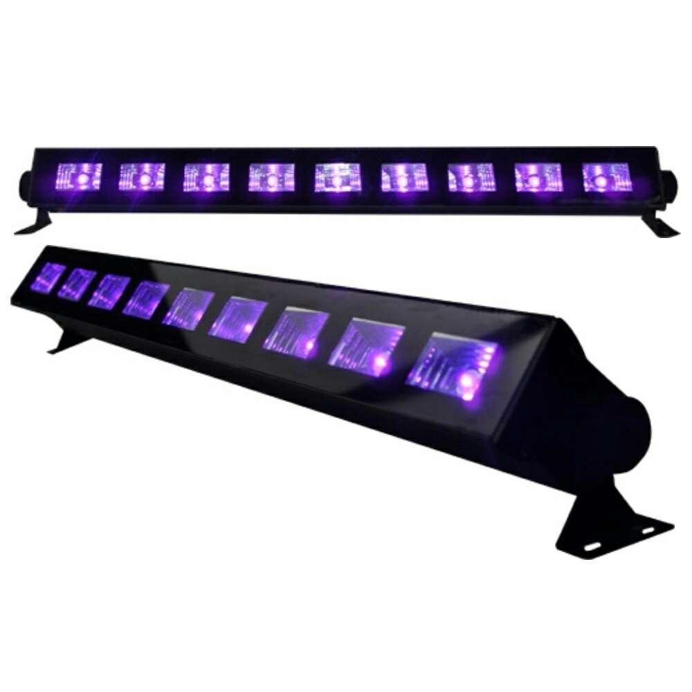 Imagen barra luz uv 27w led nuevo.
