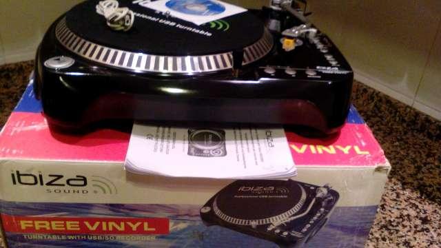 Imagen Vinilo DJ profesional