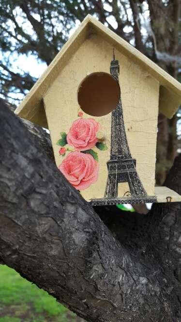 Imagen casita de pajaros paris