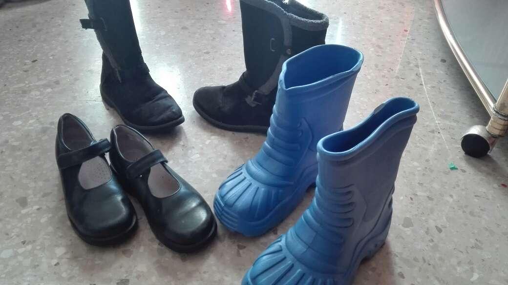 Imagen zapatos y botas