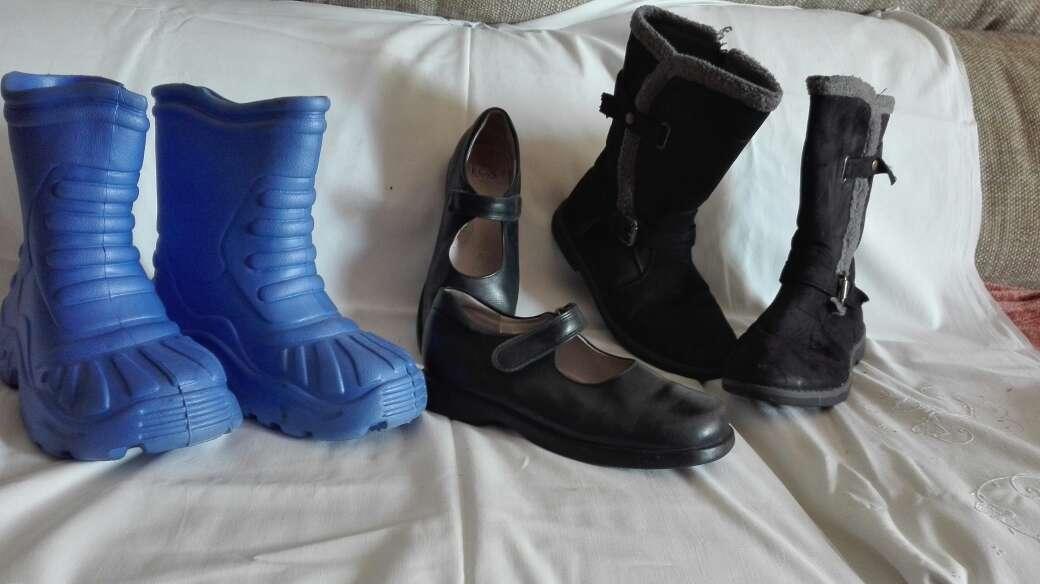 Imagen producto Zapatos y botas 2